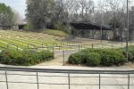 Veteran's Park Amphitheaterin Albany, GA (145,000.00, 64T)